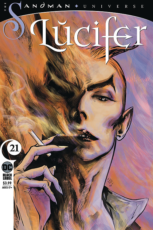 LUCIFER #21 (MR)