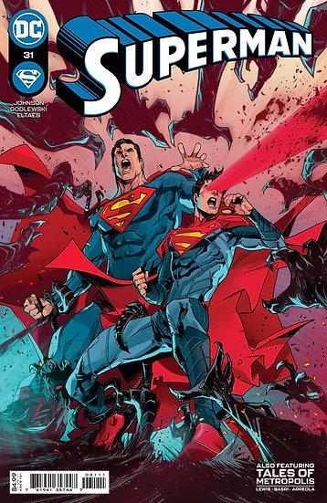 SUPERMAN #31 CVR A TIMMS