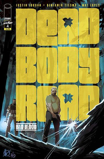 DEAD BODY ROAD BAD BLOOD #4 (OF 6) (MR)