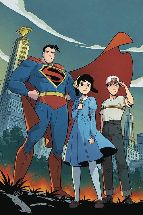 SUPERMAN SMASHES THE KLAN #3 (OF 3)