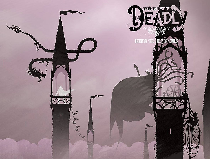 PRETTY DEADLY RAT #2 (OF 5) (MR)