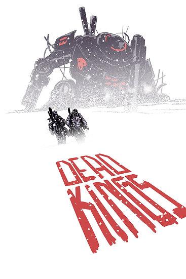 DEAD KINGS #1 CVR A DOW SMITH