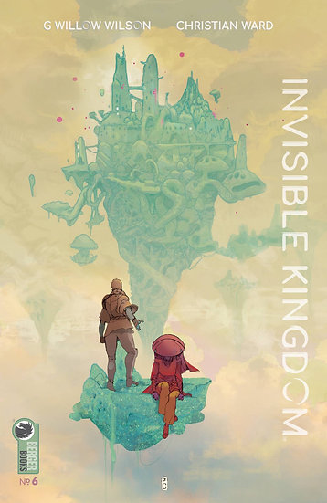 INVISIBLE KINGDOM #6 (MR)