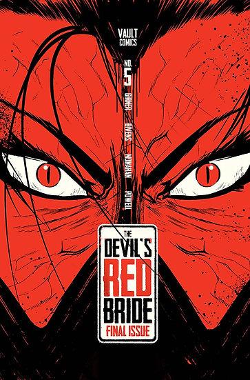 DEVILS RED BRIDE #5 CVR A BIVENS (MR)