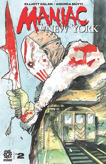 MANIAC OF NEW YORK #2
