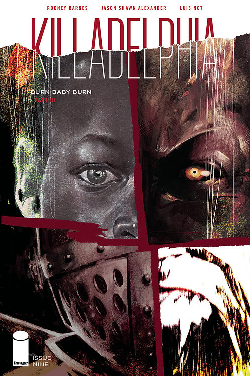 KILLADELPHIA #9 CVR A ALEXANDER (MR)