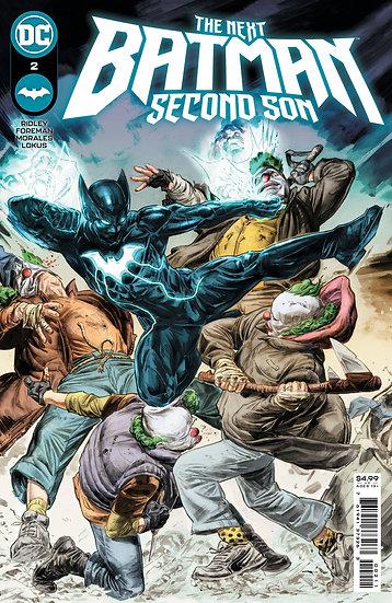 NEXT BATMAN SECOND SON #2