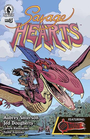 SAVAGE HEARTS #3 (OF 5) (MR)