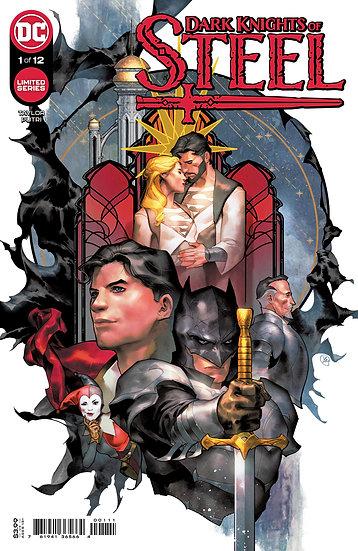 Dark Knights of Steel #1 (Of 12)