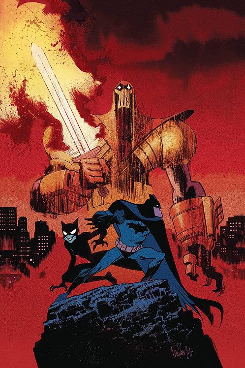 BATMAN THE ADVENTURES CONTINUE #4 (OF 6)