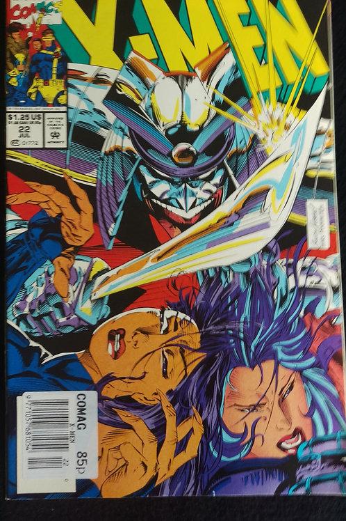 X-MEN #22 (JUL 1993)