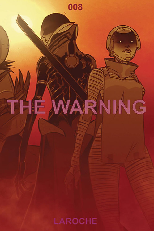 WARNING #8 (MR)
