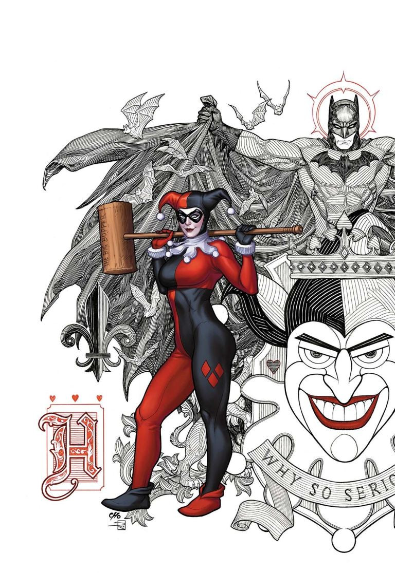 Frank Cho's Harley Quinn