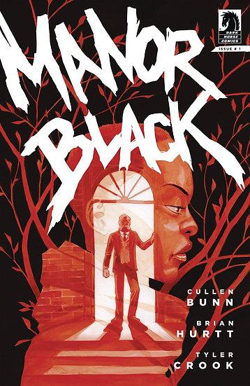 MANOR BLACK #1 (OF 4) CVR A CROOK