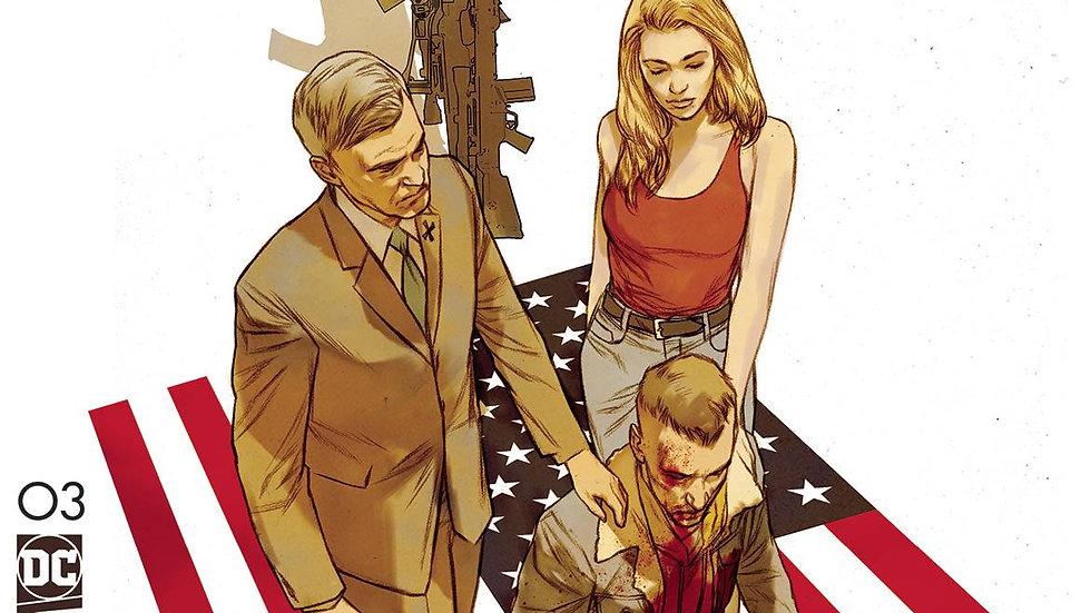 AMERICAN CARNAGE #3 (MR)