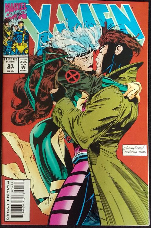 X-MEN #24 (SEP 1993)