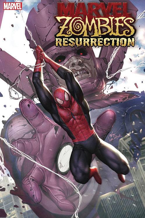 MARVEL ZOMBIES RESURRECTION #1 (OF 4) (75960609760900111)