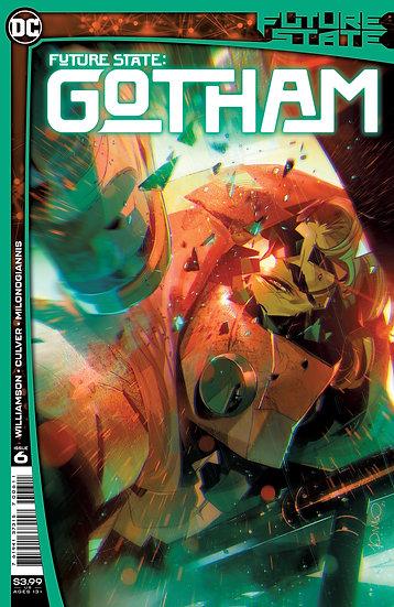Future State: Gotham #6