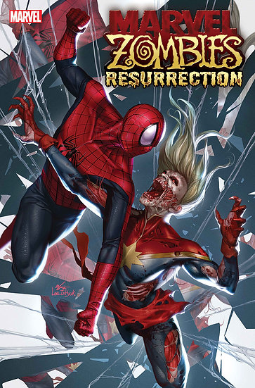 MARVEL ZOMBIES RESURRECTION #4 (OF 4)