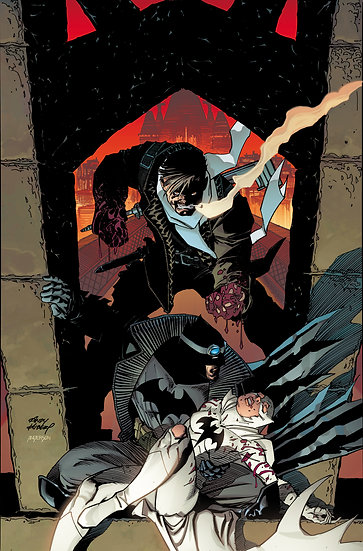 Batman: The Detective #6 (Of 6)
