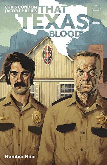 THAT TEXAS BLOOD #9 (MR)