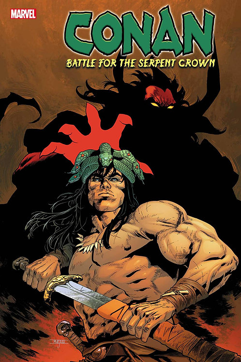 CONAN BATTLE FOR SERPENT CROWN #1 (OF 5) (75960609769200111)