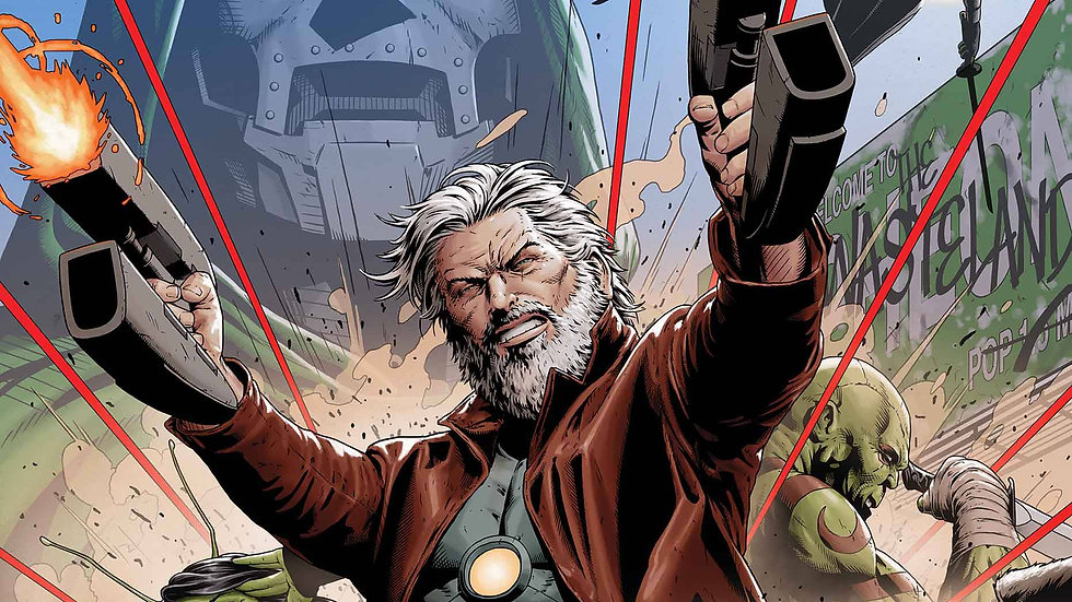 OLD MAN QUILL #3 (OF 12) (75960609260400311)