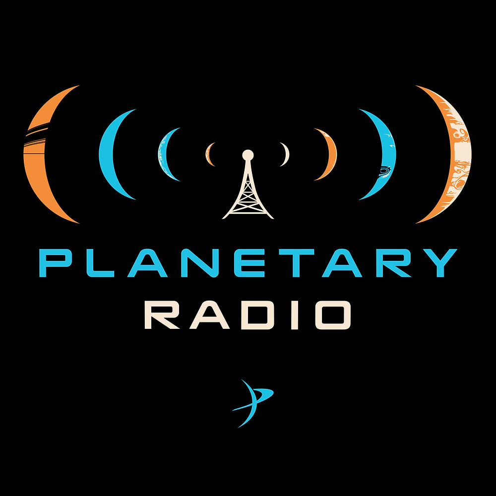 Planetary Radio logo