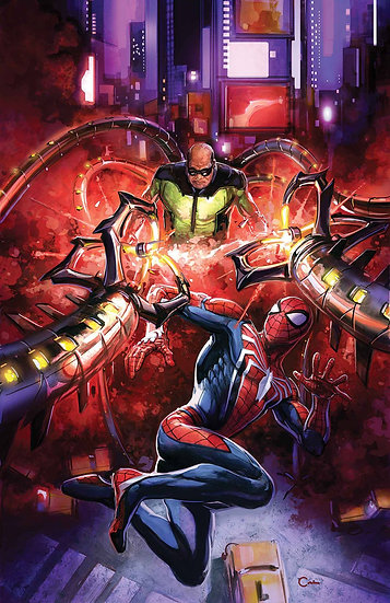 SPIDER-MAN CITY AT WAR #5 (OF 6) (75960609401100511)