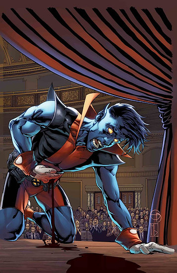 AMAZING NIGHTCRAWLER #5