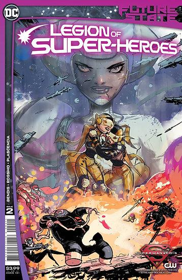 FUTURE STATE LEGION OF SUPER HEROES #2