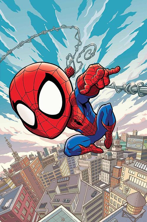 MSH ADVENTURES SPIDER-MAN SPIDER-SENSE OF ADVENTURE #1 (7596