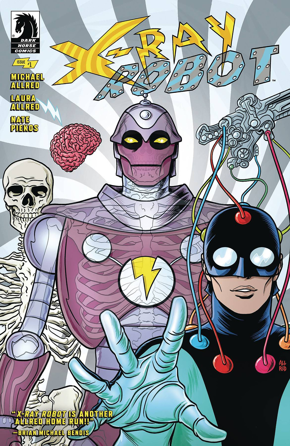 Cover of X-Ray Robot #1