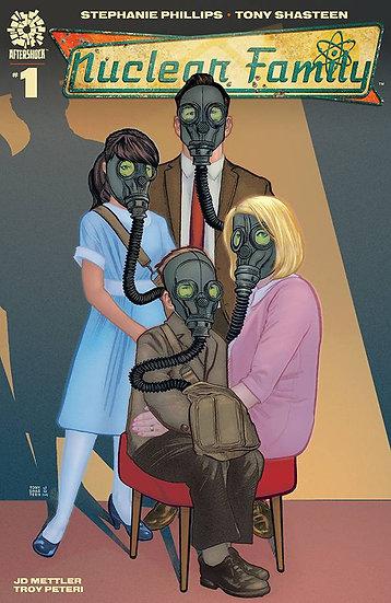 NUCLEAR FAMILY #1 SHASTEEN CVR