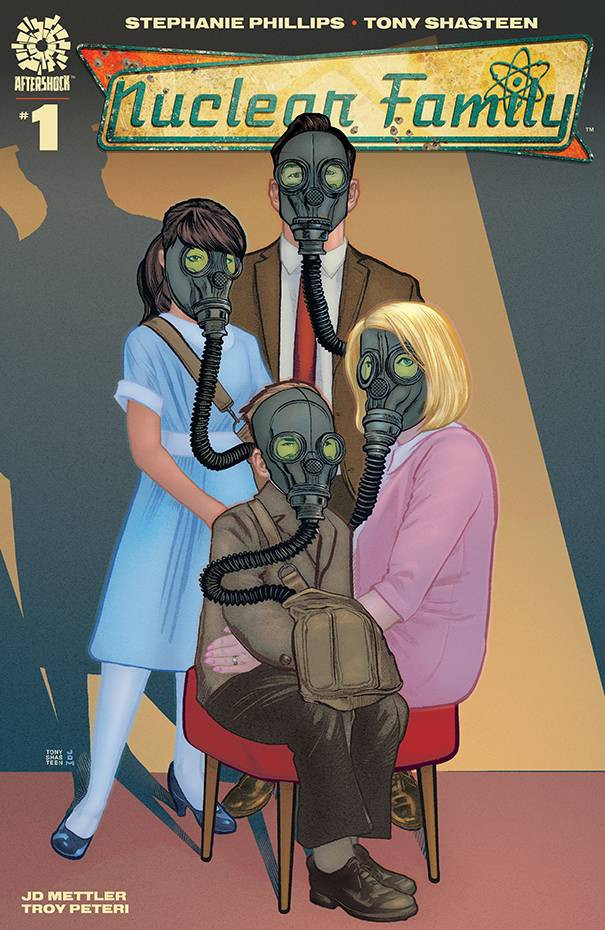 Nuclear Family #1 Cover