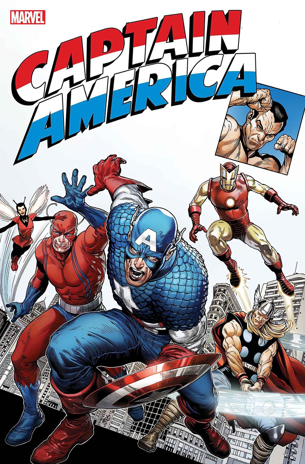 Captain America 80th Tribute