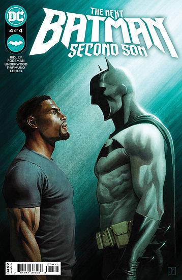 THE NEXT BATMAN SECOND SON #4
