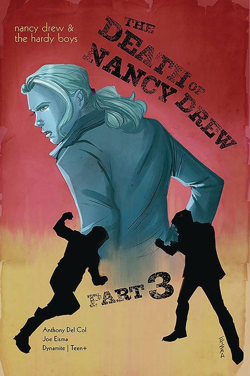 NANCY DREW & HARDY BOYS DEATH OF NANCY DREW #3 CVR A EISMA