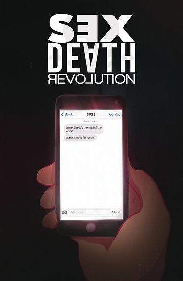 SEX DEATH REVOLUTION #4 (MR)