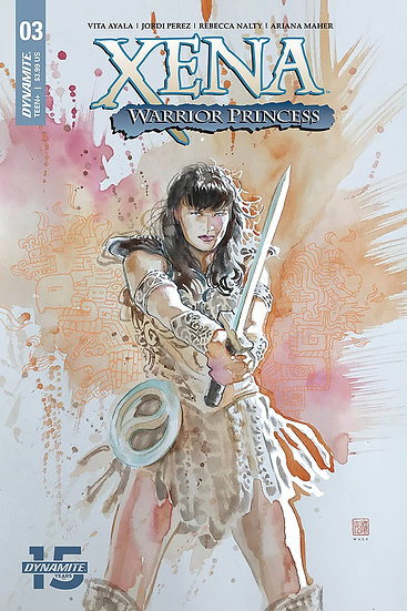 XENA WARRIOR PRINCESS #3