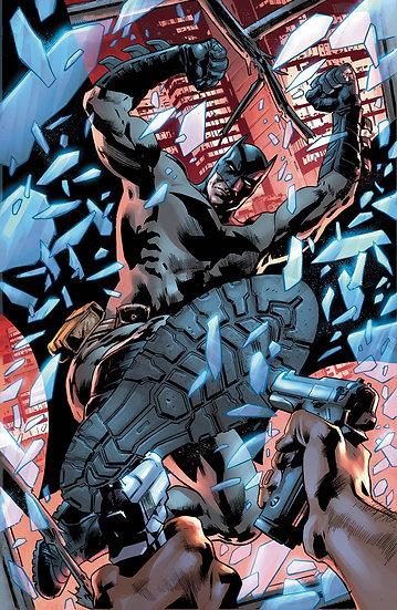 BATMANS GRAVE #4 (OF 12)