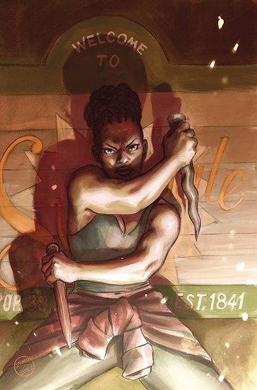 BUFFY THE VAMPIRE SLAYER #13 CVR A MAIN LOPEZ