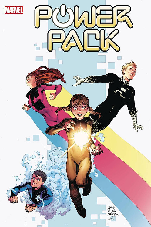 POWER PACK #1 (OF 5) OUT (75960609762300111)