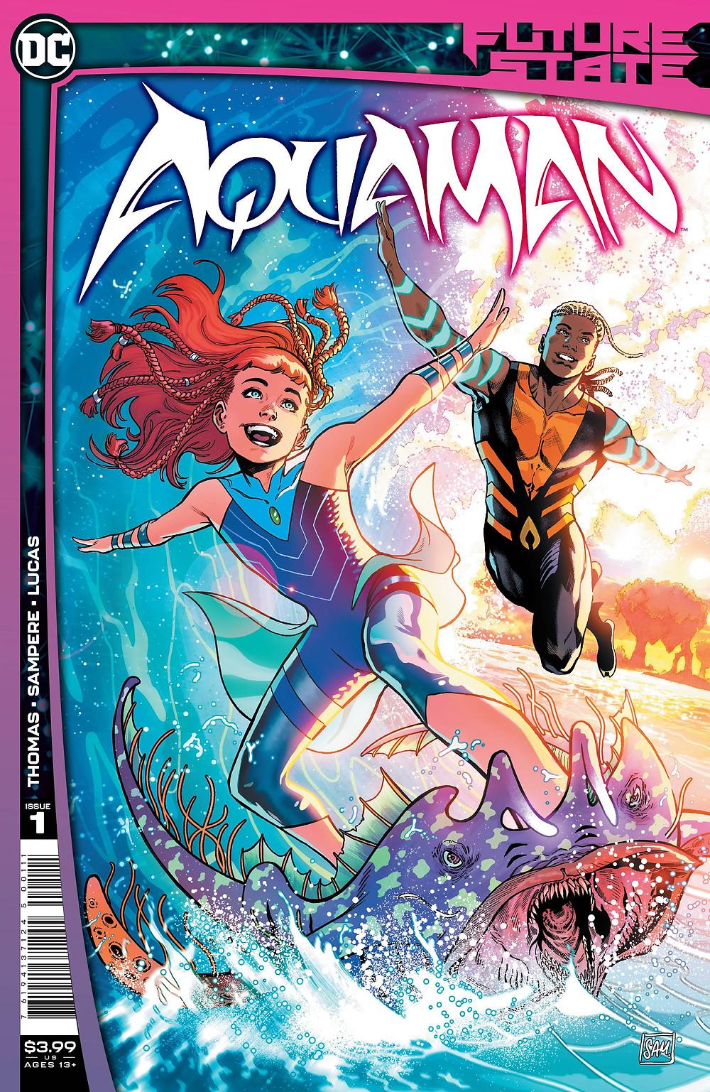 Future State: Aquaman #1