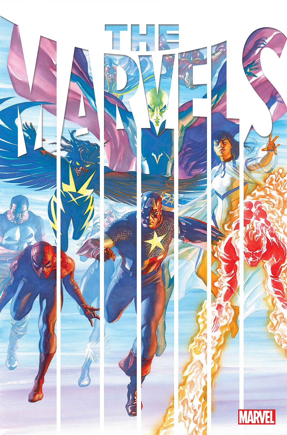 The Marvels #1 Cover