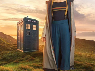 Geeks at the Gates Podcast: Episode 25 - Jodie The Doctor, half term report