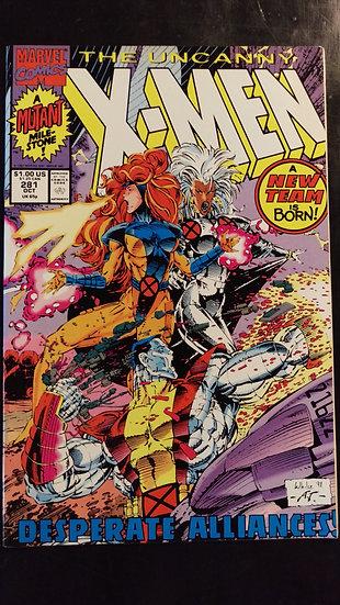 UNCANNY X-MEN #281 (OCT 91)