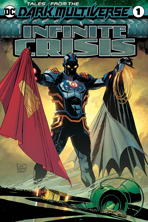 TALES FROM THE DARK MULTIVERSE INFINITE CRISIS #1