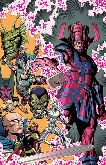 HISTORY OF MARVEL UNIVERSE #1 (OF 6) (75960609342700111)