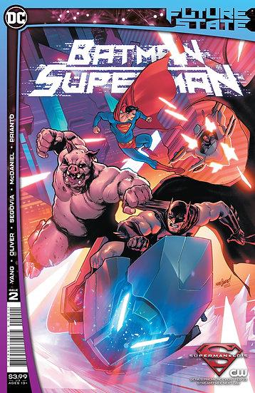 FUTURE STATE BATMAN SUPERMAN #2